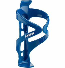 MSW MSW PC-150 Composite Water Bottle Cage Blue