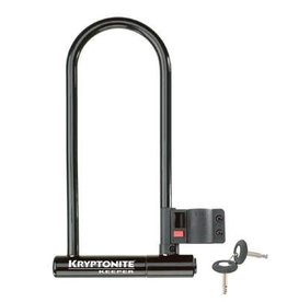 "Kryptonite Kryptonite Keeper Long Shackle U-Lock : 4"" x 11.5"""