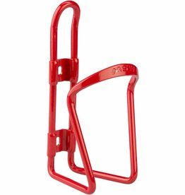 MSW MSW AC-100 Alloy Water Bottle Cage 6mm rod Red