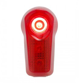 Planet Bike Planet Bike LED Superflash Taillight: Red/White