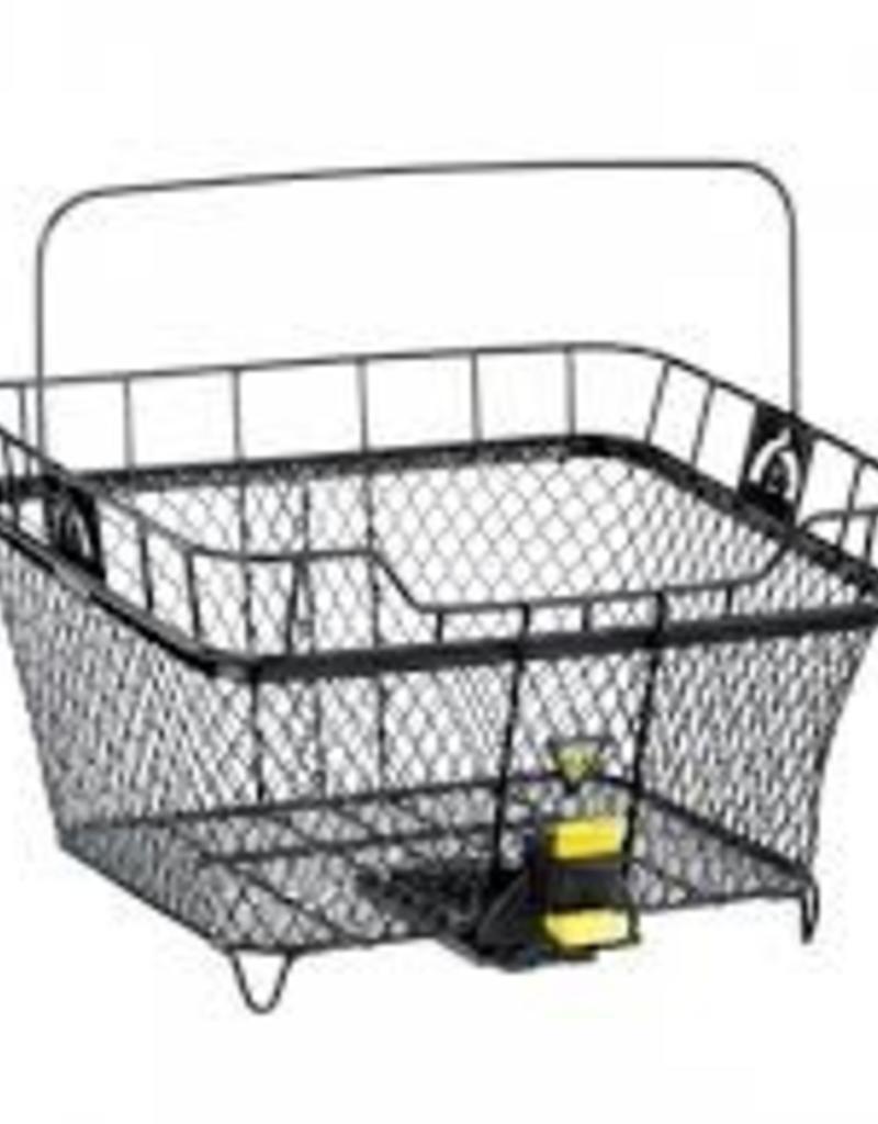 Topeak Topeak MTX Rear Basket: Black
