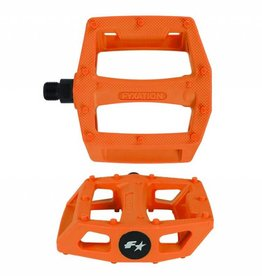 Fyxation Fyxation Gates PC Pedals Orange