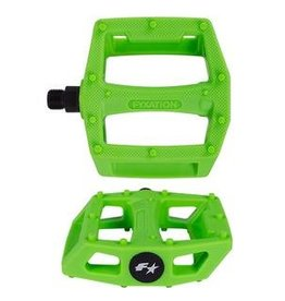 Fyxation Fyxation Gates PC Pedals Green