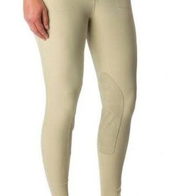 Kerrits Kerrits Crossover Knee Patch Breech Tan