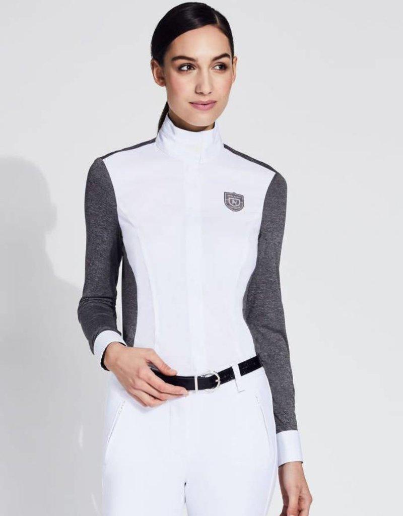 Asmar Nova Sport Show Shirt White/Charmix