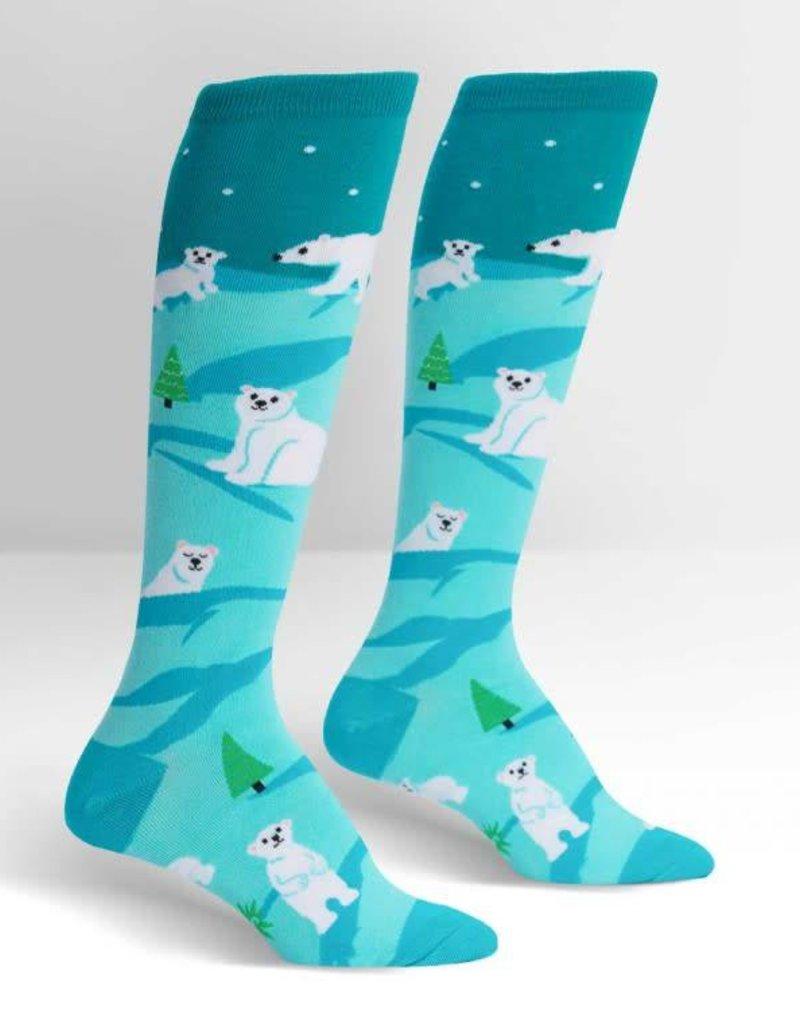 eca7d31e8b0 Sock it to Me - Polar Bear Stare - Willow Equestrian