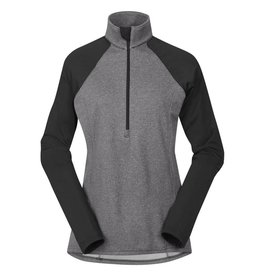 Kerrits Kerrits Daily Ride Half Zip Charcoal