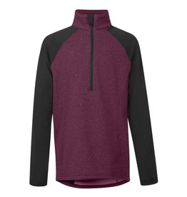 Kerrits Kerrits Kids Daily Ride Half Zip Berry