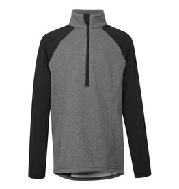 Kerrits Kerrits Kids Daily Ride Half Zip Charcoal