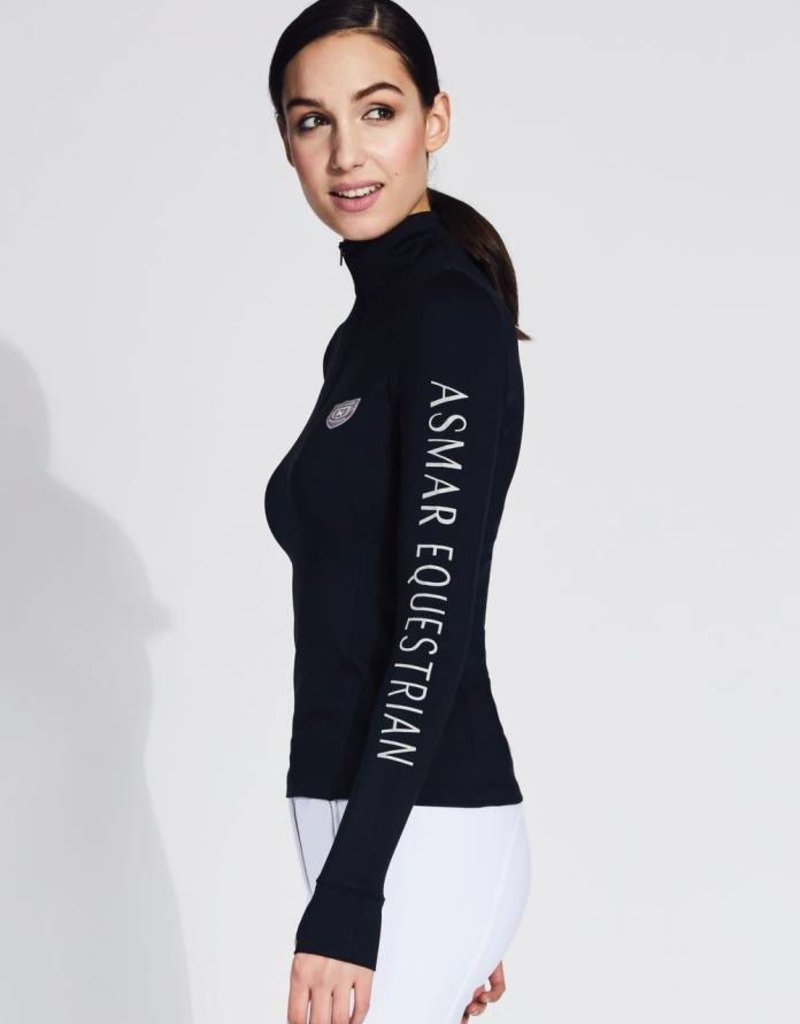 Asmar Skye Winter Sport Top Black