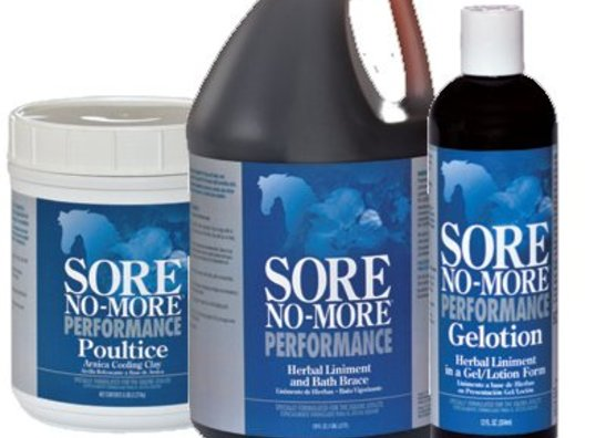 Sore No-More