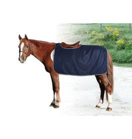 Century Fleece Quarter Sheet Navy
