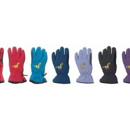 Equi-Star Kids Cozy Pony Fleece Gloves
