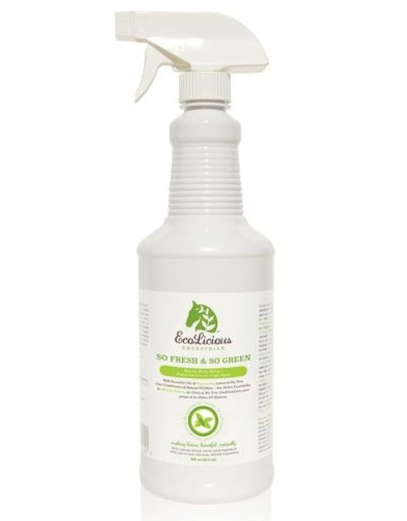 Ecolicious So Fresh and So Green Equine Body Spray