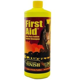 First Aid Shampoo