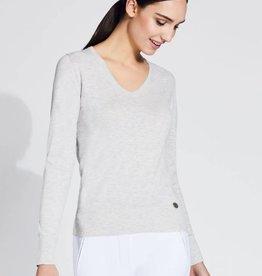 Asmar Asmar Bailee V-Neck Sweater Luna