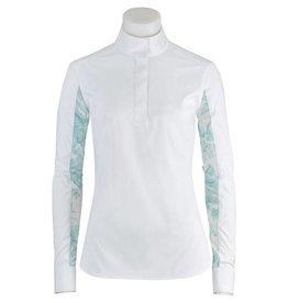 RJ Classics RJ Classics Lauren Ladies Show Shirt Aquamarine