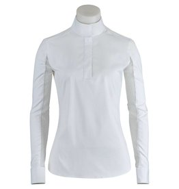 RJ Classics RJ Classics Lauren Ladies Show Shirt Swiss Dot