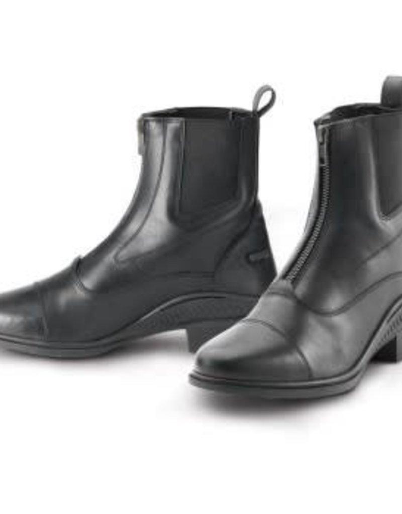 Ovation Ladies Aeros Showmaster Zip Paddock Boot