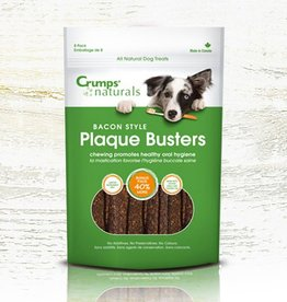 Crumps Naturals Crumps Plaque Busters with Bacon 7""