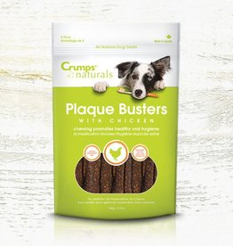 """Crumps Naturals Crumps Plaque Busters with Chicken 7"""""""