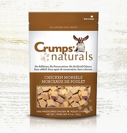 Crumps Naturals Crumps Chicken Morsels 135g (4.7 oz)