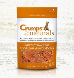 Crumps Naturals Crumps Sweet Potato Chews 330g (11.6 oz)