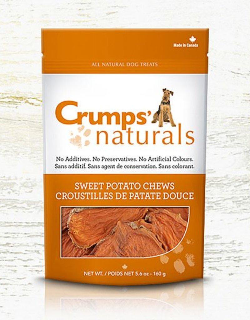 Crumps Naturals Sweet Potato Chews 330g (11.6 oz)