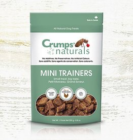 Crumps Naturals Crumps Mini Trainer Chicken (semi-moist) 250g (8.8oz)