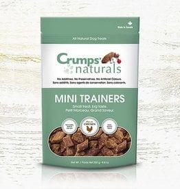 Crumps Naturals Crumps Mini Trainer Chicken (semi-moist) 250g (8.8oz)