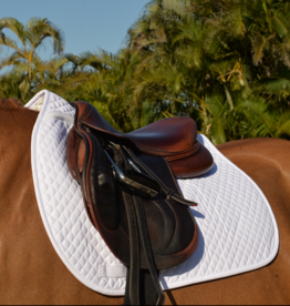 Equifit Essential Square Pad White