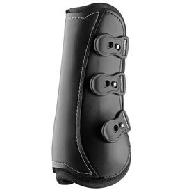 Equifit EXP3™ Front Boot, Tab Closure Black
