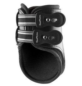 Equifit EXP3™ Hind Boot, Tab Closure Black