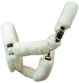 Walsh Company Inc. Walsh Shipping Halter with Sheepskin