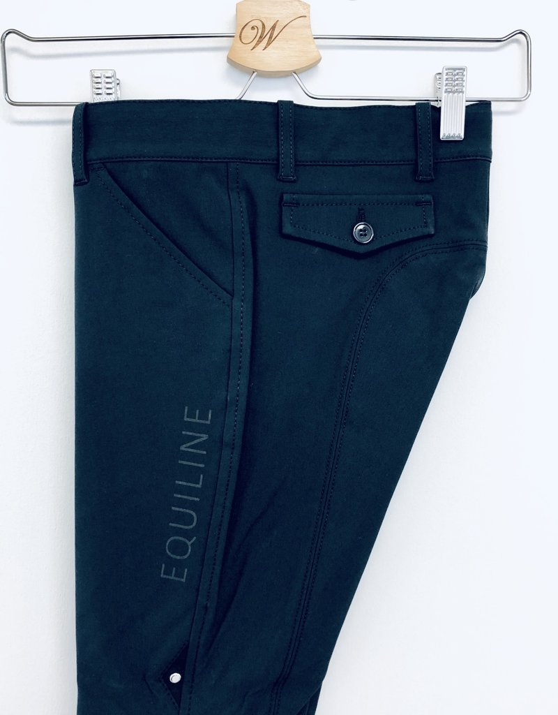 Equiline Boston Breeches Blue