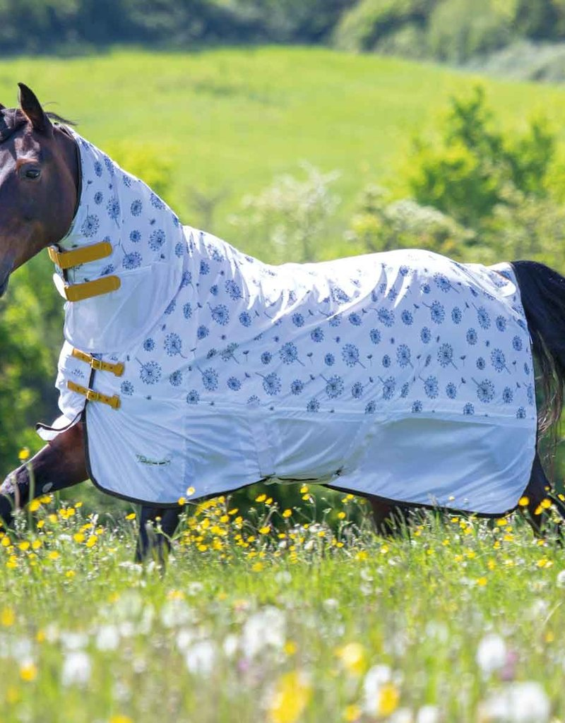 Shires Tempest Fly Sheet Dandilions
