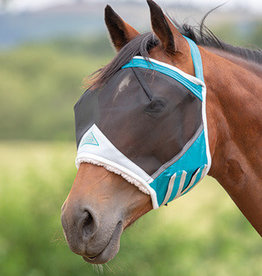 Shires Shires Fine Mesh Earless Fly Mask