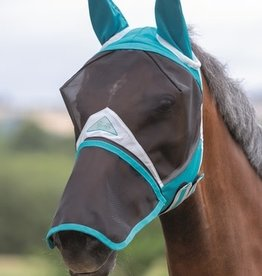 Shires Shires Full Face Fly Mask with Zip Off Nose