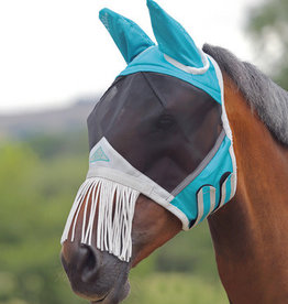 Shires Shires Fly Mask with Fringe