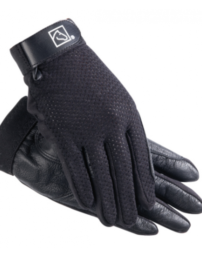 SSG Kool Flo Gloves Black