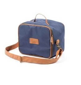Shires Shires Helmet Bag Navy/Tan
