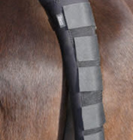 Shires Shires Neoprene Tail Guard Black