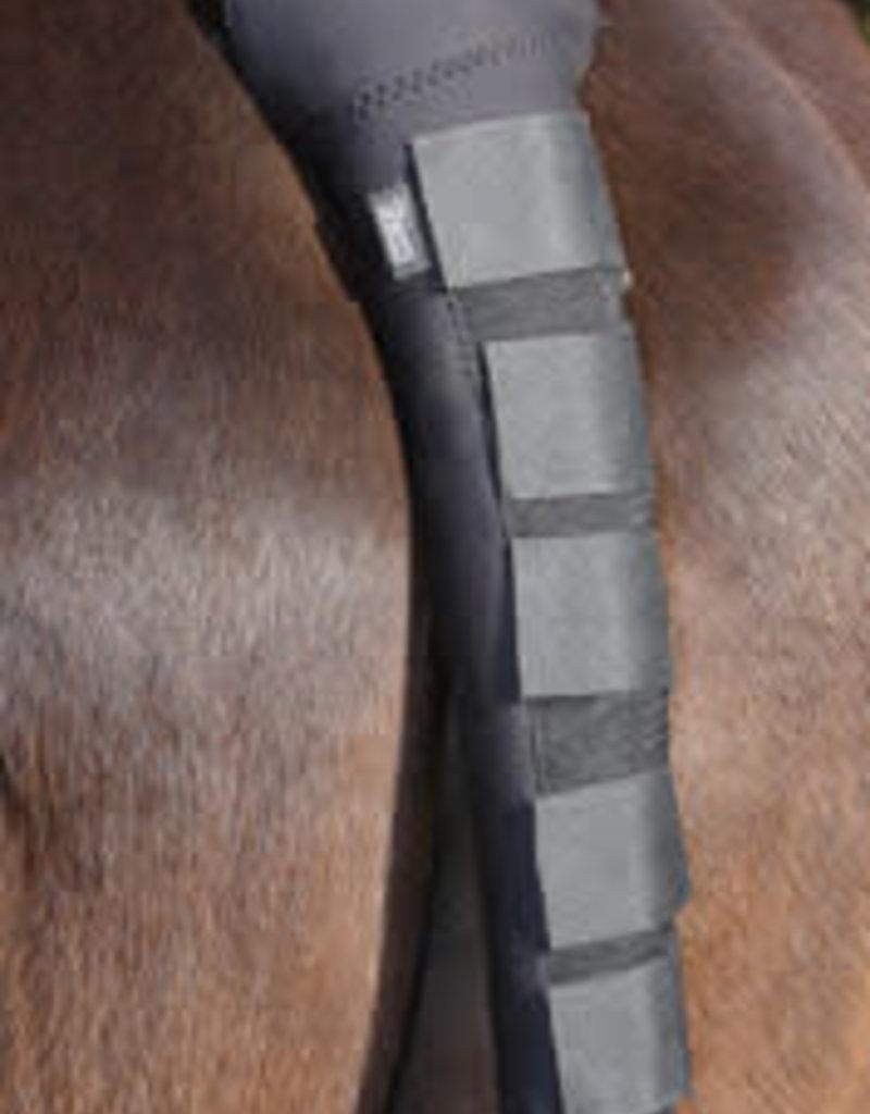 Shires Neoprene Tail Guard Black