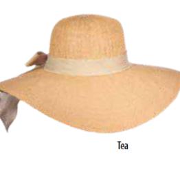 "Amara Big Brim Hat 4 3/4"""