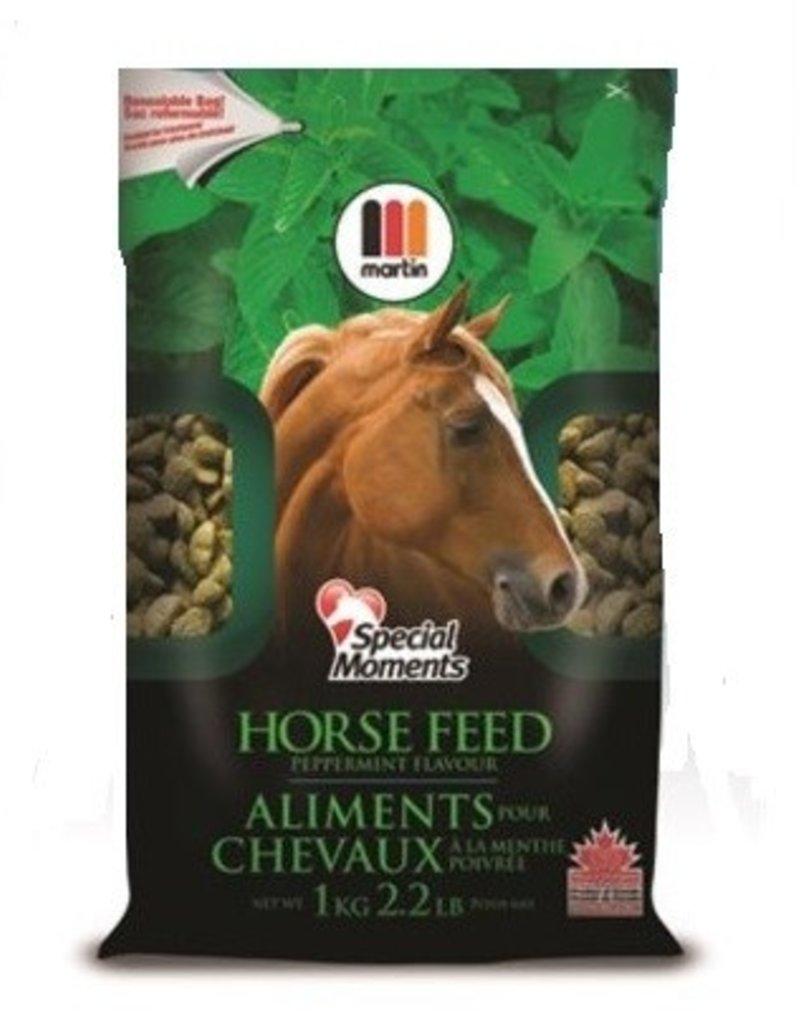 Horse Treats 1kg - Peppermint Flavour