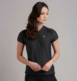 Mountain Horse Ladies Sky Tech Tee Black