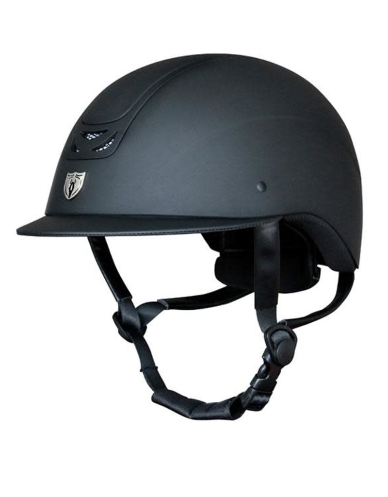Tipperary Royal Helmet Matte Black