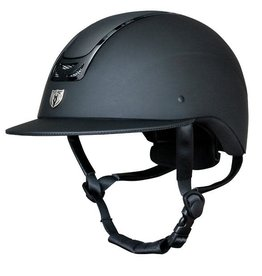 Tipperary Tipperary Royal Helmet Wide Brim Matte Black/Gloss