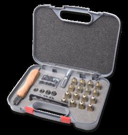 Stud Kit in Plastic Case