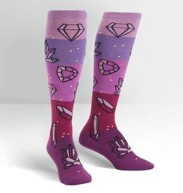 Sock it to Me Sock It To Me - Crystal Heel-ing